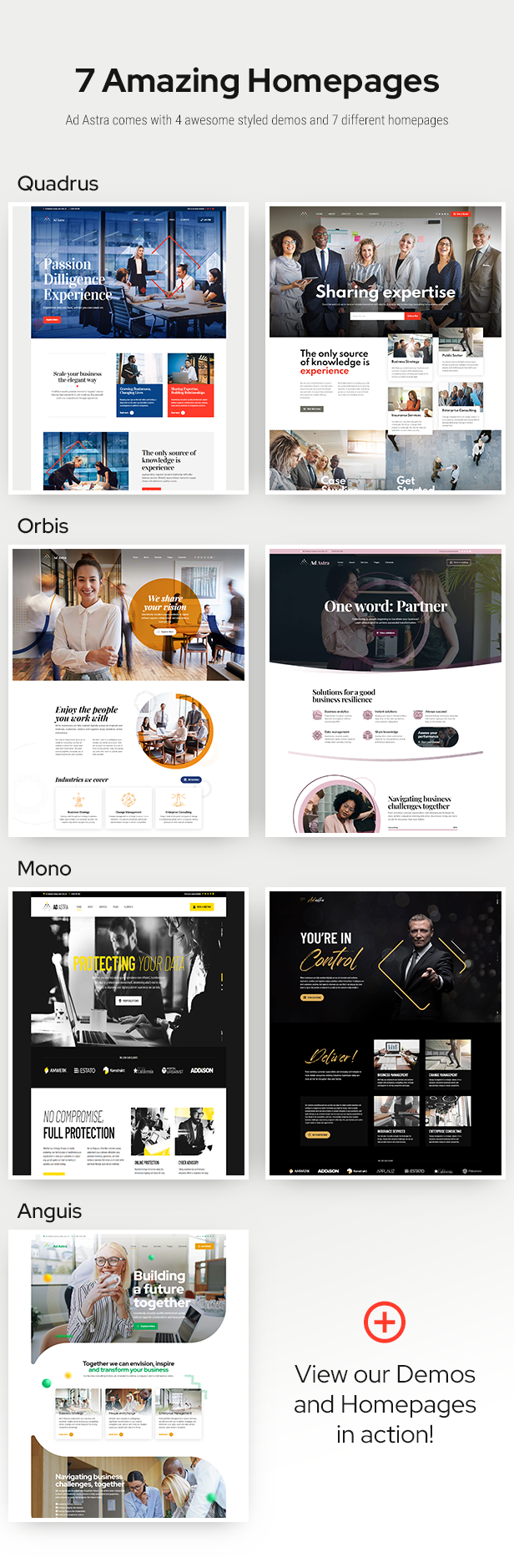 Ad Astra - Business & Consulting WordPress Theme - 4