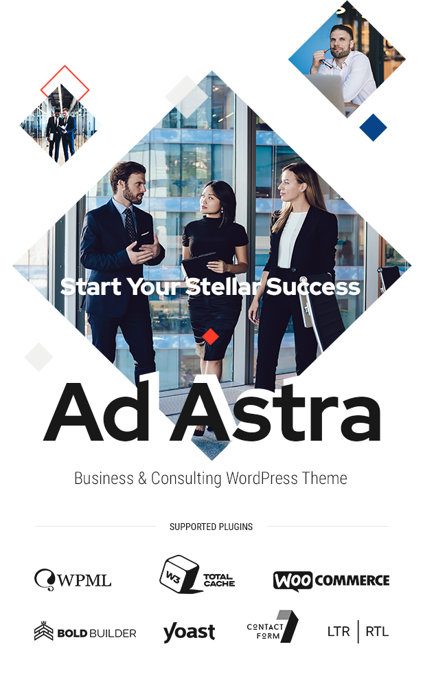 Ad Astra - Business & Consulting - 3